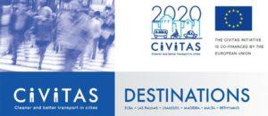 Logo CIVITAS Destinations